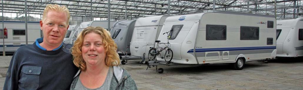 Pagina over de scherpste stallingstarieven voor caravan, vouwwagen, bagagewagen en boten bij de Beemster Caravanstalling.